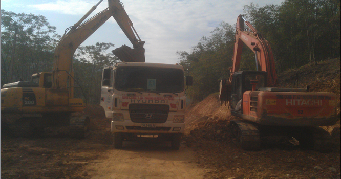 Dự án nâng cấp QL15 đoạn qua tỉnh Hòa Bình và Thanh Hóa