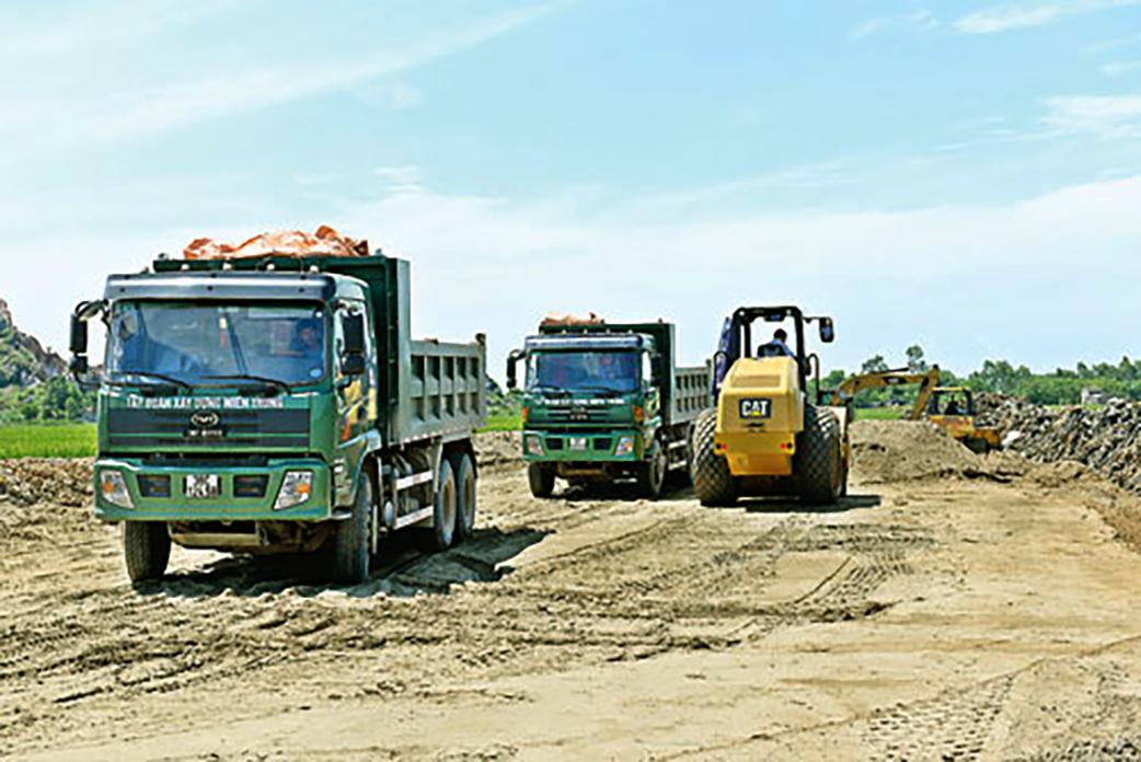 Bảo đảm tiến độ thực hiện dự án đường vành đai phía Tây TP Thanh Hóa