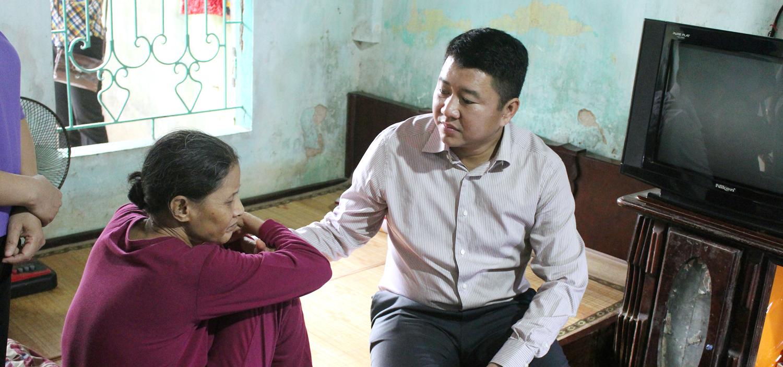 Chúc mừng ngày thành lập Hội LHPN và các hoạt động hướng tới bà con nghèo vùng lũ tại địa bàn Thành phố Thanh Hóa